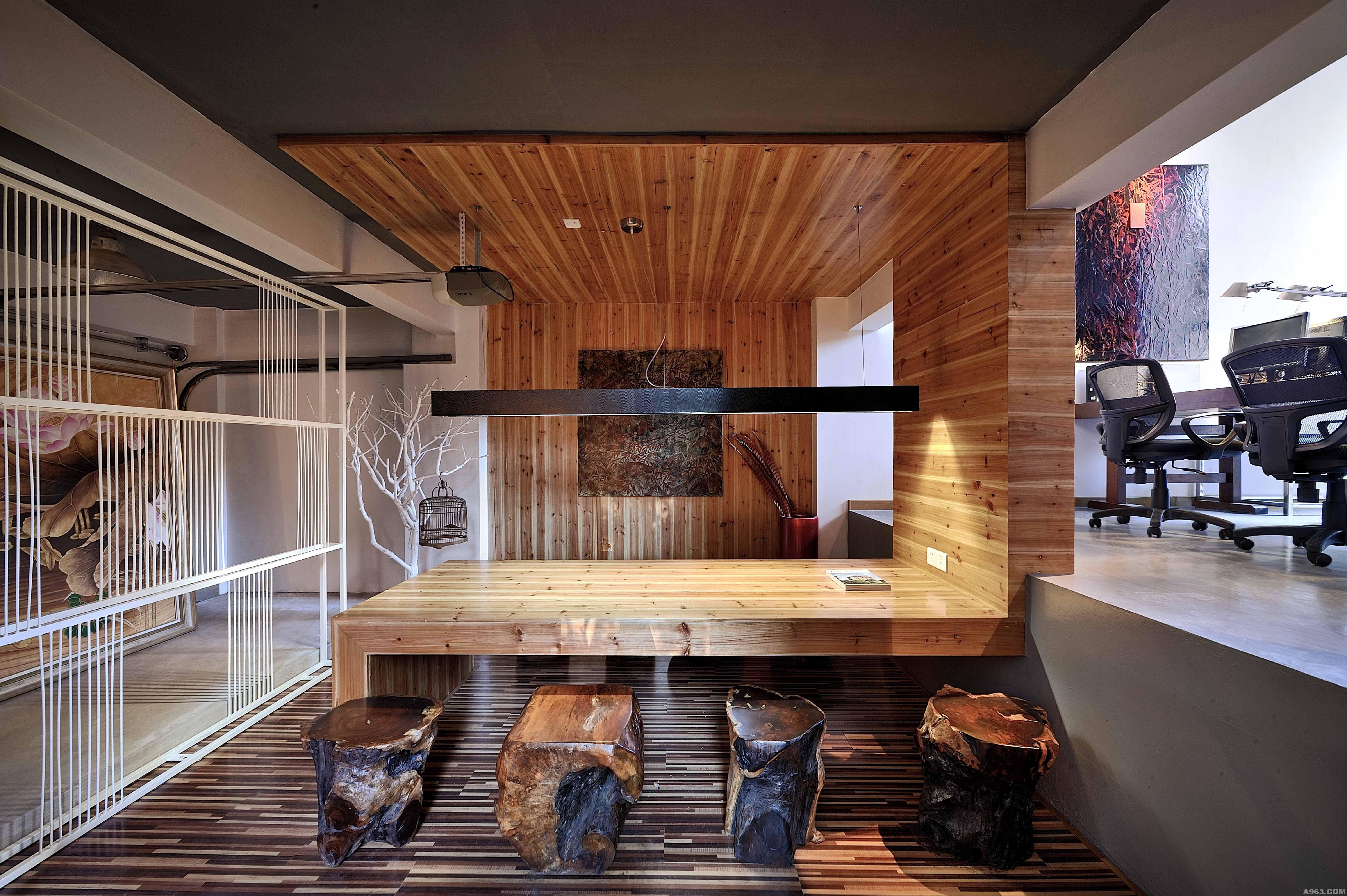 自己的办公室设计 - 办公空间