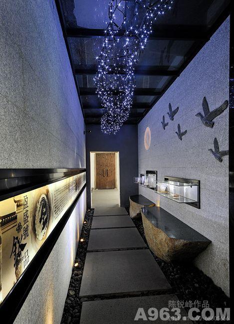 乾坤家具展厅设计