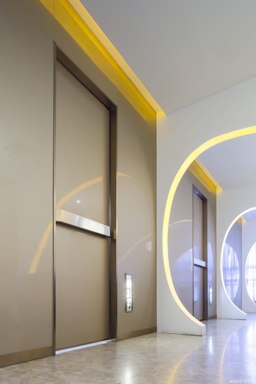 在圆弧流转的盛宴上 - 餐饮空间 - 福州室内设计网__.