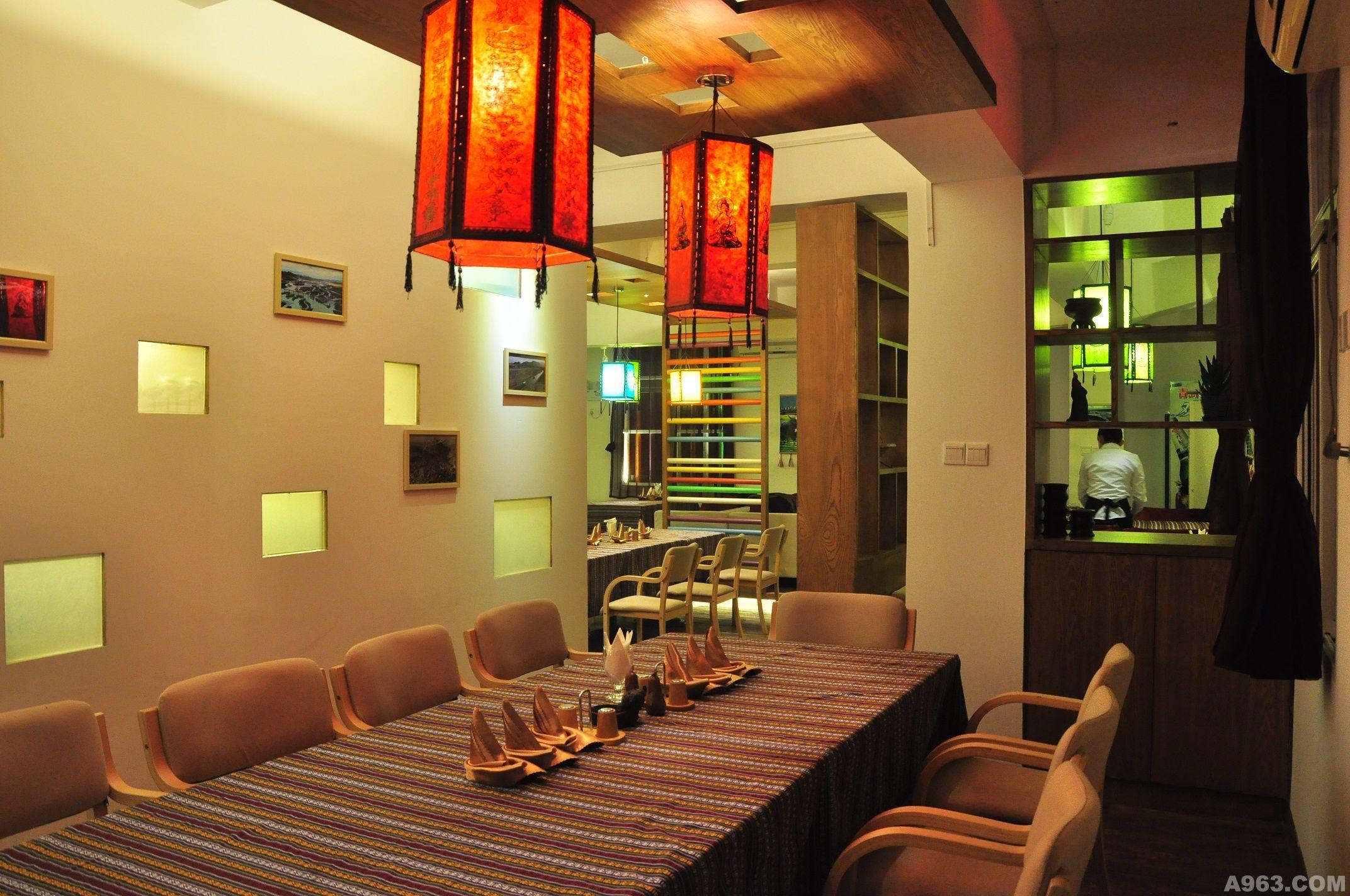 塔頂陽光藏式餐廳 - 餐飲空間 - 福州室內設計網_福州