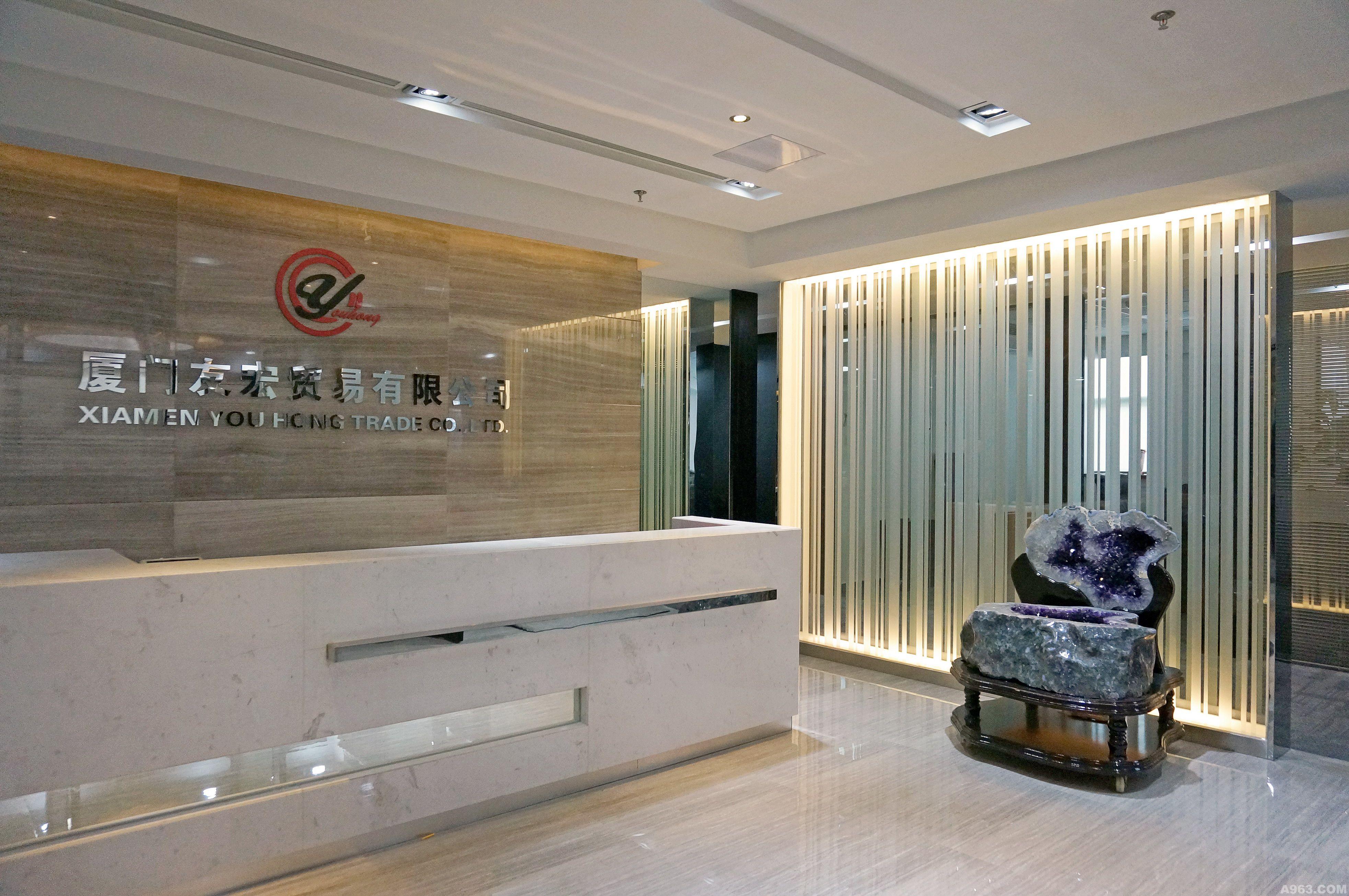 中华室内设计网 作品中心 公共空间 办公空间 > 福州朗思装饰设计有限