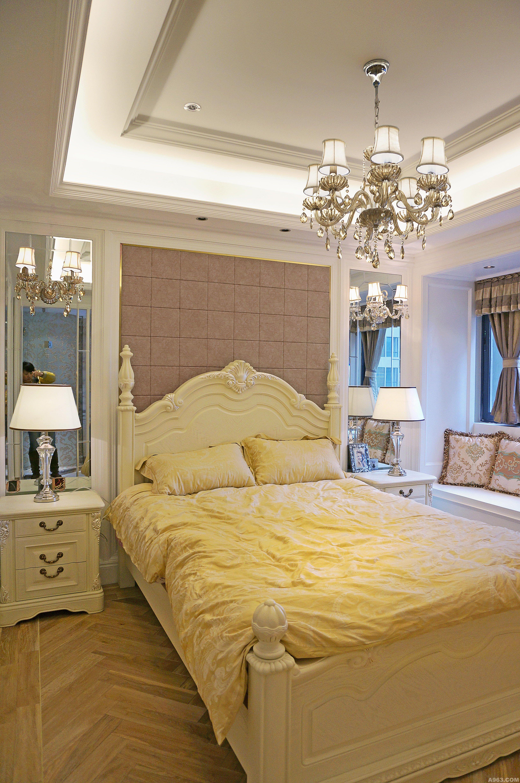 龙轩大地-欧式风格 - 样板房 - 福州室内设计网_福州图片