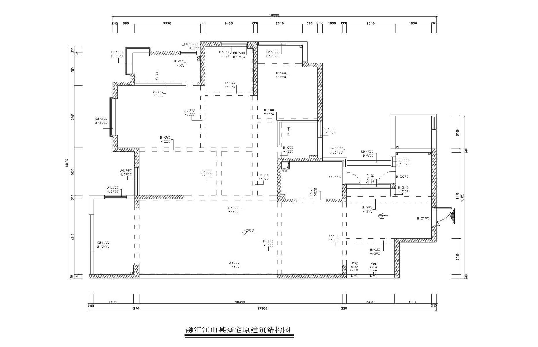 电路 电路图 电子 户型 户型图 平面图 原理图 1858_1200